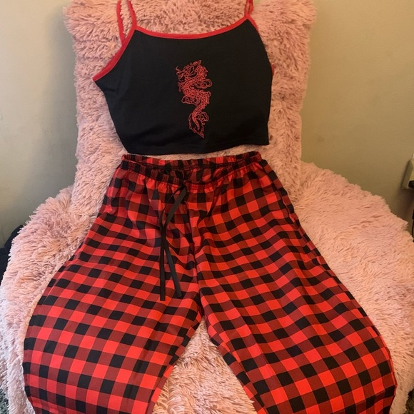 Cute Shien two piece outfit
